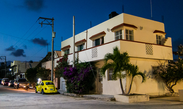 house on Hidden Fifth, Playa Del Carmen