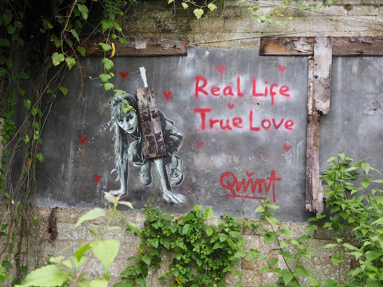 Quint - Real Life True Love - Taman Festival abandoned theme park, Bali